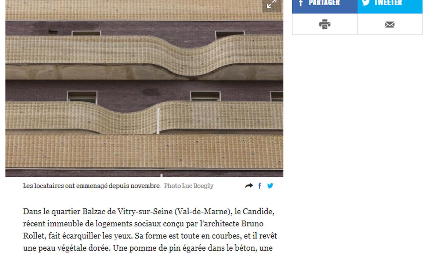 Rollet Le Candide Le Monde Vitry-sur-Seine