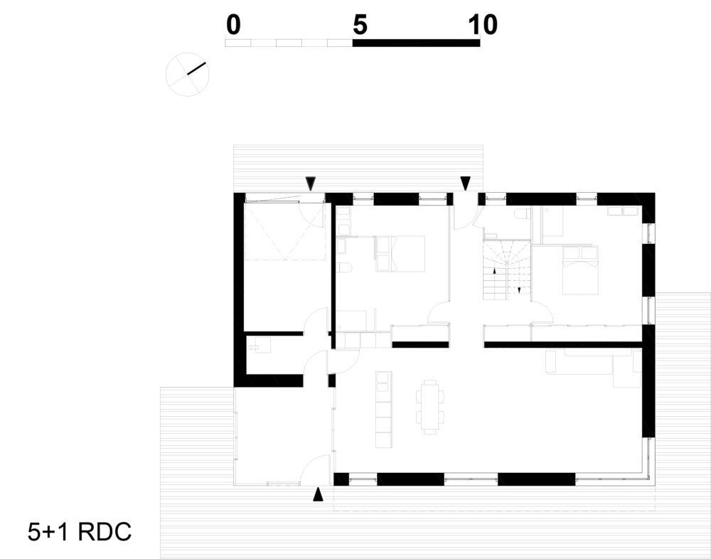 5+1: Plan RDC