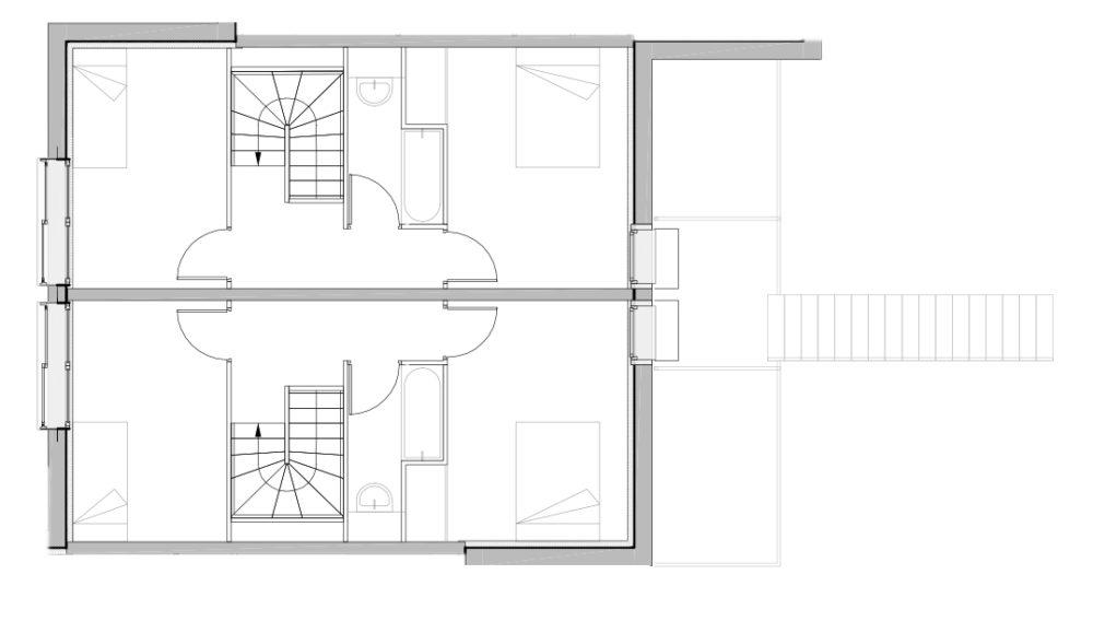 T3 duplex niveau haut