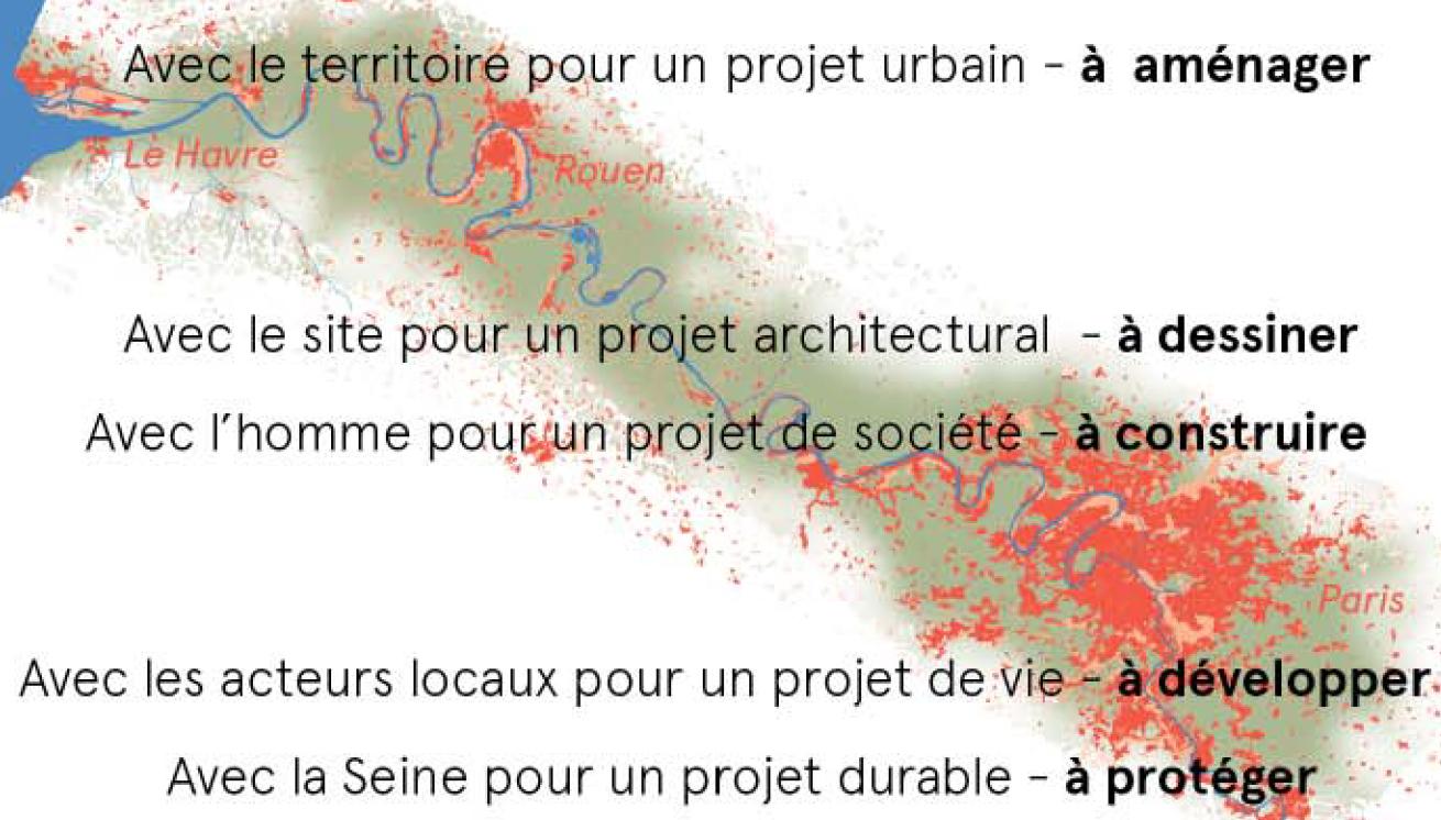 Réinventer la Seine Rouen