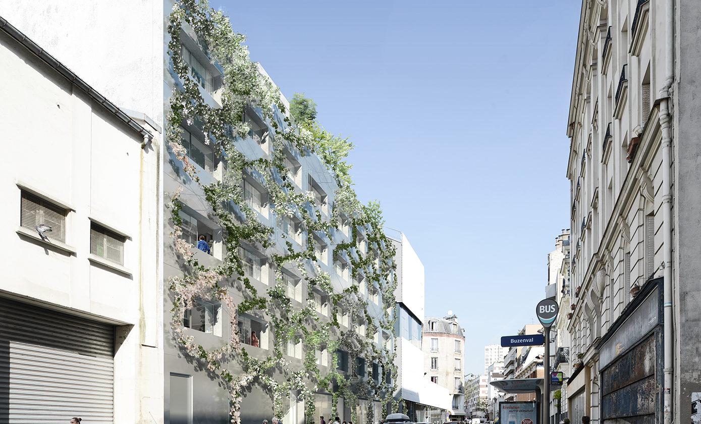 Rollet Reinventer Paris Buzenval