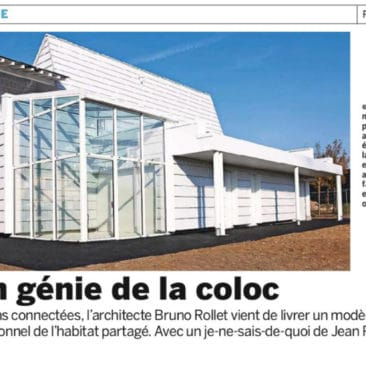 Beaux Arts Magazine Bruno Rollet Tétriack Philippe