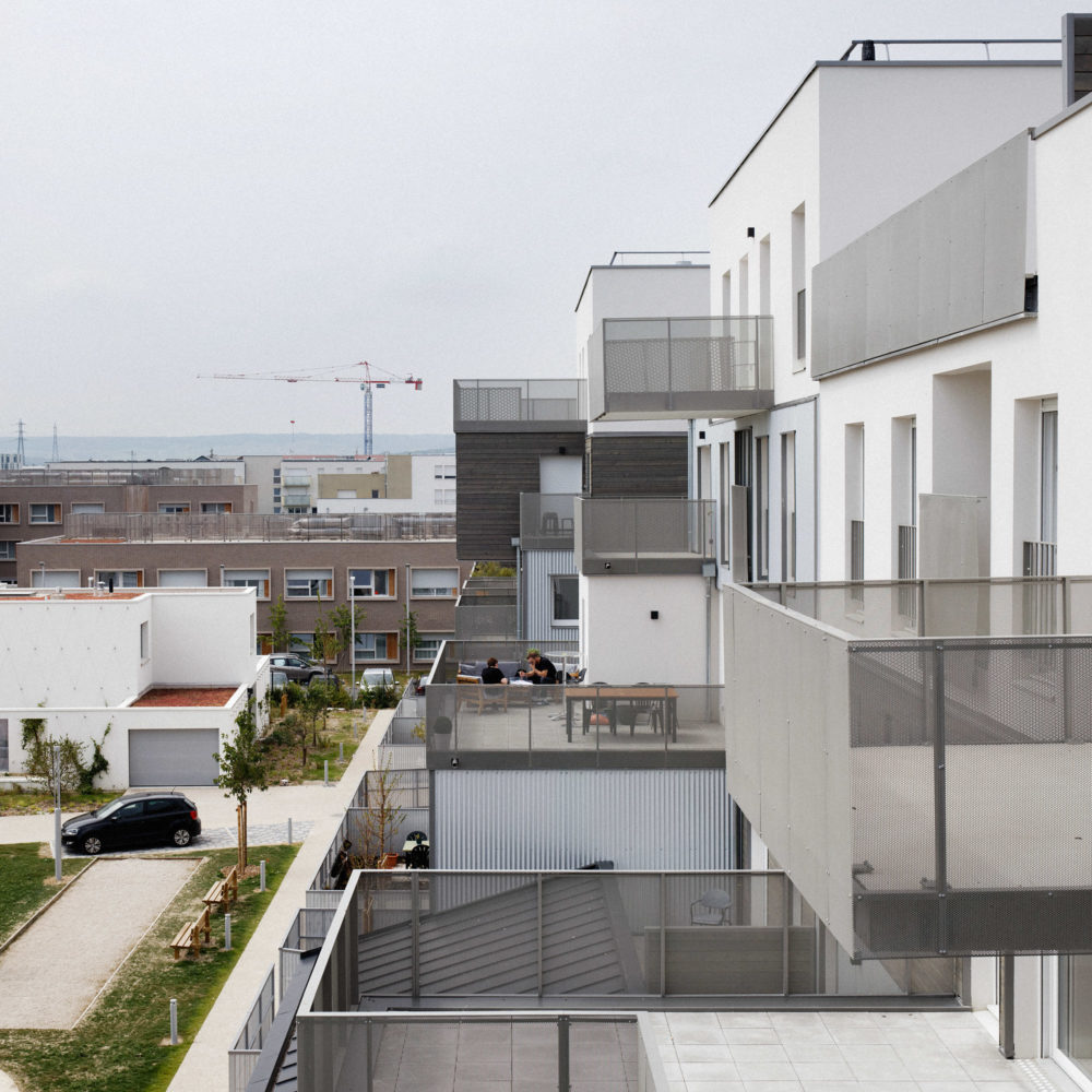 © Vincent Fillon - Agence Bruno Rollet Architecte